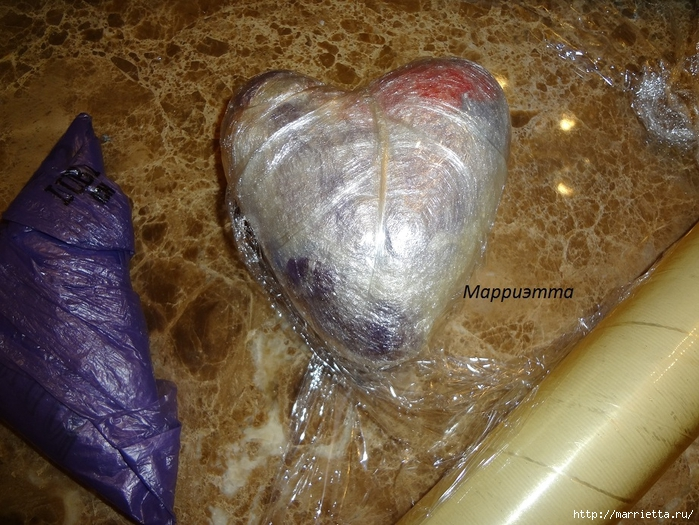 Моя золотая Валентинка. Пустотелое сердце из шашлычных палочек (3) (700x525, 343Kb)