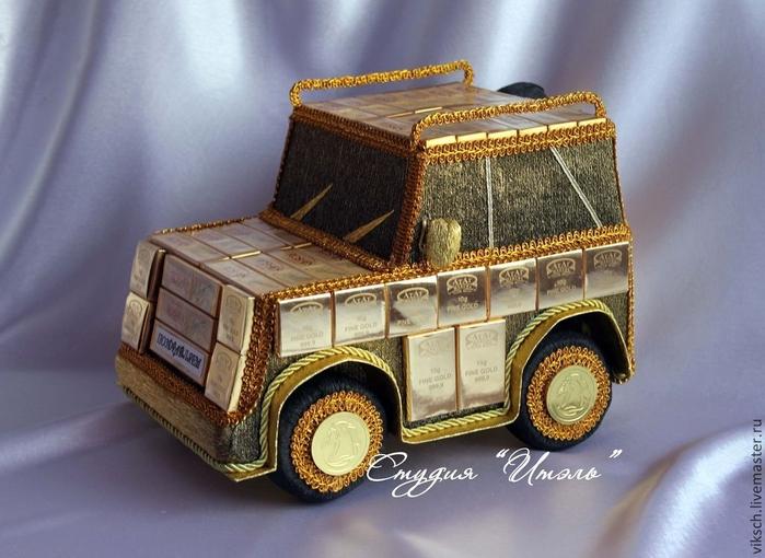 машина из конфет (10) (700x510, 242Kb)