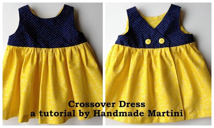 Платье своими руками для самой маленькой