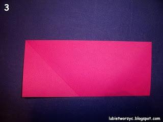 Сердечки-валентинки оригами из бумаги для украшения подарка (3) (320x240, 39Kb)