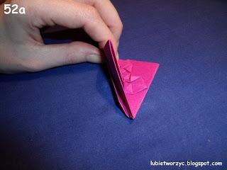 Сердечки-валентинки оригами из бумаги для украшения подарка (59) (320x240, 49Kb)