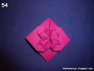 Сердечки-валентинки оригами из бумаги для украшения подарка (61) (320x240, 53Kb)