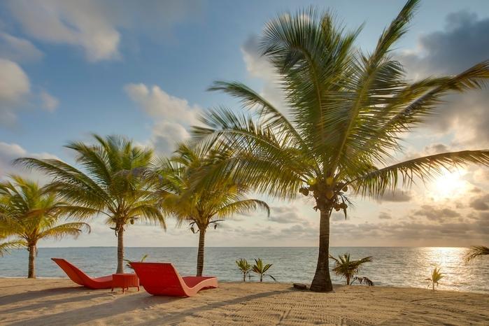 На денечек бы туда... элитная вилла на Карибском море (5) (700x466, 254Kb)