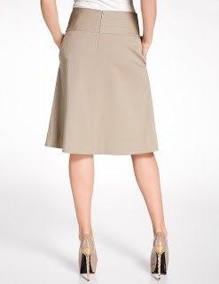 Сшить офисную юбку