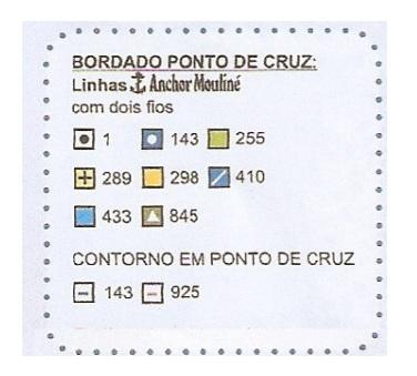 Схемы вышивки крестом для салфетки и полотенца (4) (376x339, 70Kb)