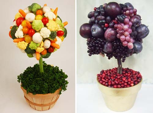 Как своими руками сделать фруктовое дерево