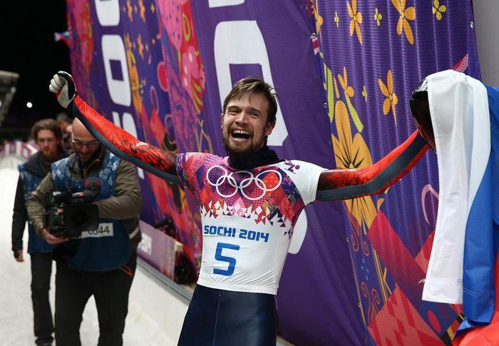 Российский спортсмены имя
