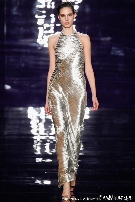 large золотое платье без плеч (450x675, 169Kb)