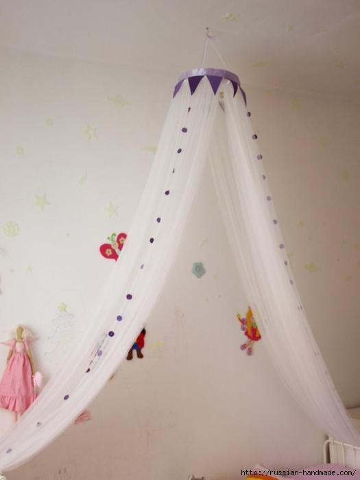 Балдахин на детскую кроватку своими руками (7) (525x700, 118Kb)