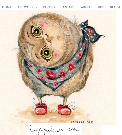 Картинки с совами прикольные мультяшные - 5