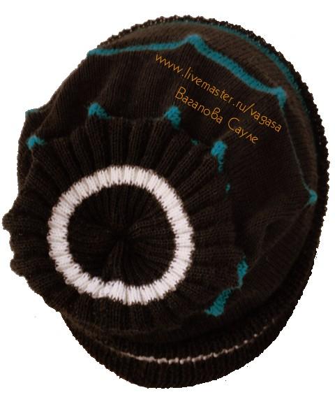 шапка вязаная купить