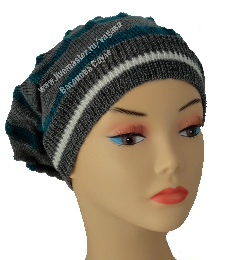 шапка на весну осень женская