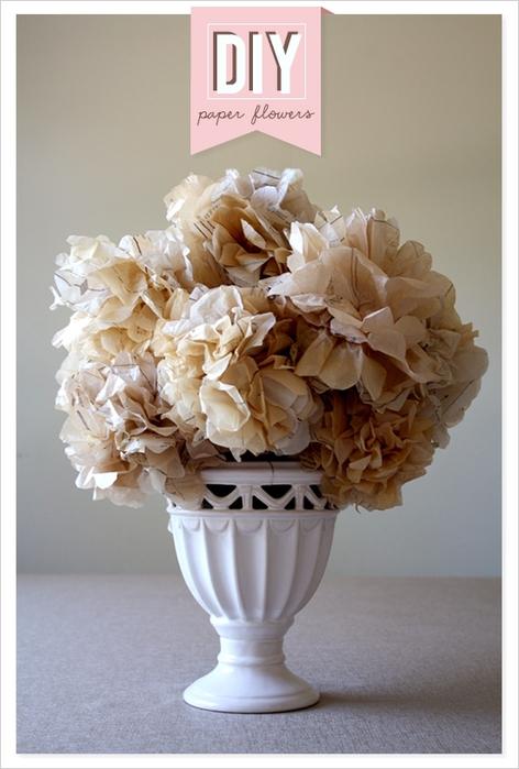 Букет цветов из кальки. Мастер-класс (3) (472x700, 211Kb)