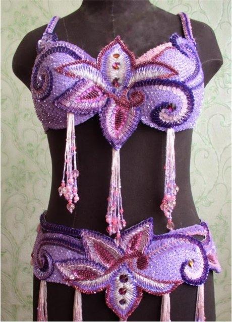 Вышивание узоры для восточных костюмов из бисера Вещи из бисера.