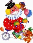 Превью ClownonaBike%25257ERM (386x500, 138Kb)