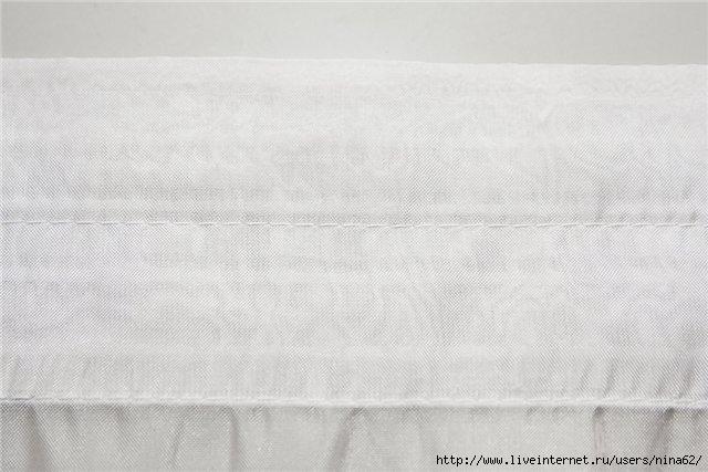 Как правильно пришить ленту на шторы