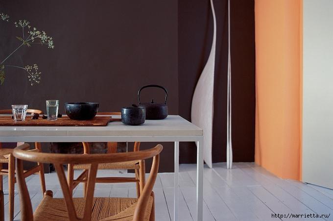 Сиреневый цвет в интерьере. Стильный дизайн (36) (680x451, 101Kb)