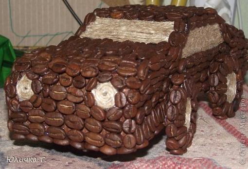 кофейное авто