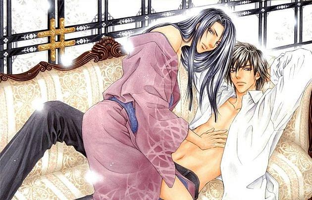 сексуальная без бани аниме
