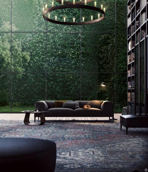 германия библиотека со стеклянными стенами (488x570, 287Kb)