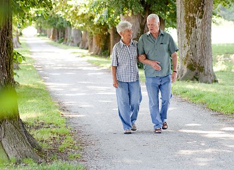 Ходьба, бег и здоровье: прямая взаимосвязь.