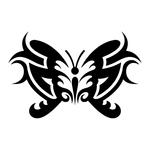 Превью butterfly stencil (11) (700x700, 92Kb)
