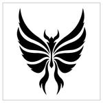 Превью butterfly stencil (34) (700x700, 87Kb)