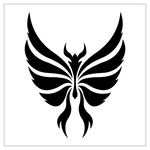 ������ butterfly stencil (34) (700x700, 87Kb)