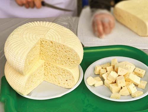 Приготовление осетинского сыра «Ирон цыхт»
