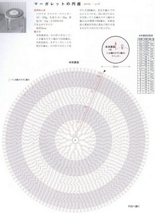 коврик на табурет крючком2 (507x700, 217Kb)