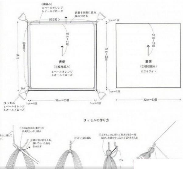 коврик на табурет крючком10 (602x556, 115Kb)