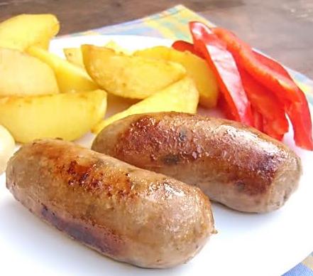 колбаса из мяса индейки