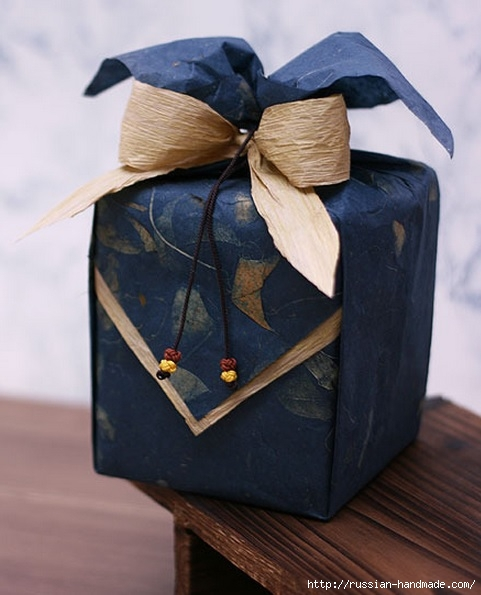 Упаковка подарков для мужчин. Мастер-классы (1) (481x595, 144Kb)