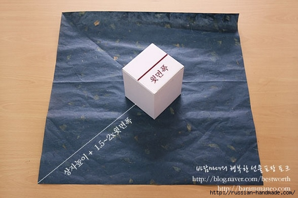 Упаковка подарков для мужчин. Мастер-классы (3) (588x391, 125Kb)