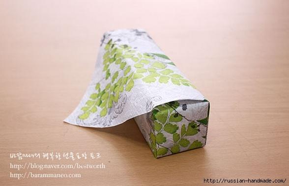 Упаковка подарков для мужчин. Мастер-классы (8) (588x379, 101Kb)