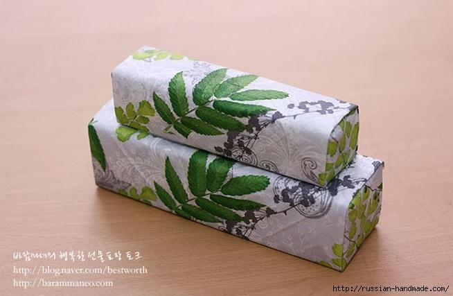 Упаковка подарков для мужчин. Мастер-классы (9) (654x427, 140Kb)