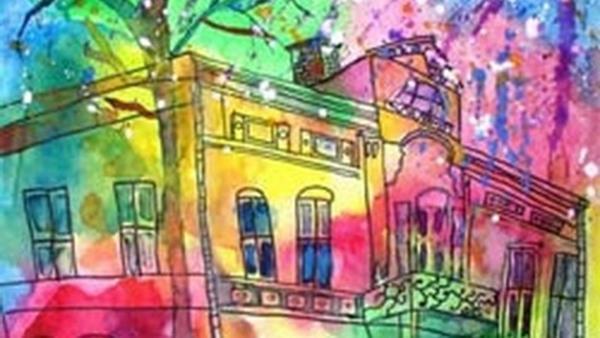 Британские дети продали дом с помощью своих рисунков