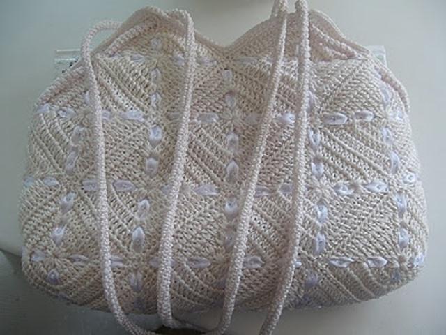 Сумки и сумочки)Схемы вязания