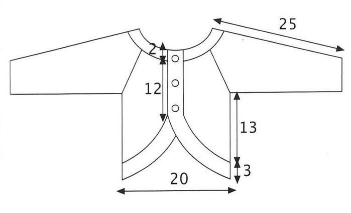 Блузки для детей