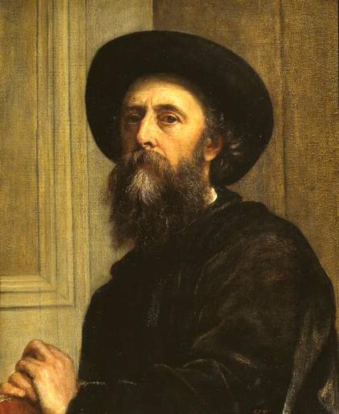 Автопортрет  1864 (492x600, 152Kb)