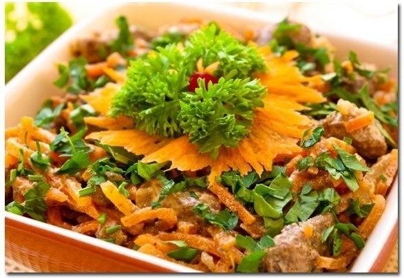салат с морковкой (587x405, 165Kb)