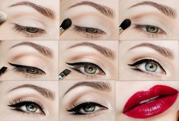 Eyes makeup 2