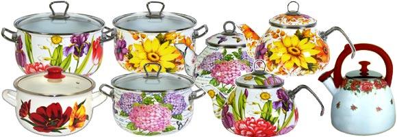 Купить посуду Интерос эмалированные кастрюли,/4682845_nov08133 (580x200, 37Kb)