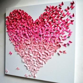 Сердечки на день влюбленных своими руками фото 840