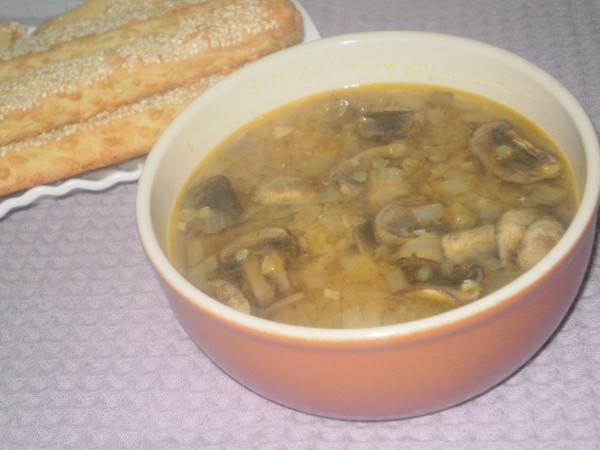 грибной суп (600x450, 61Kb)