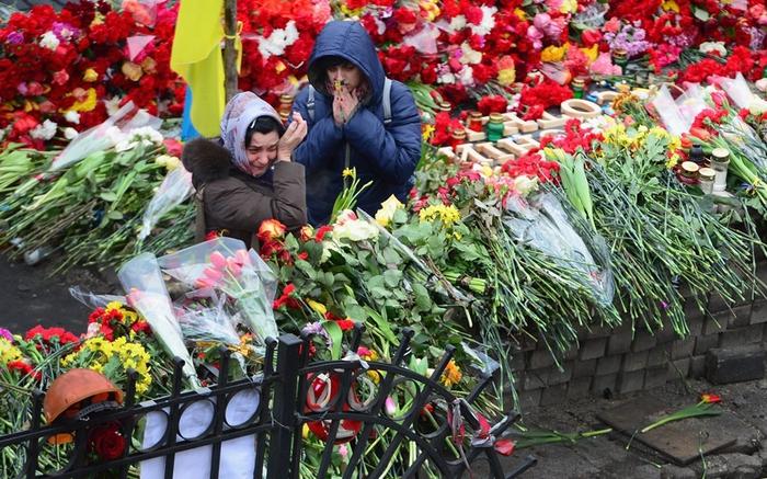 Революция в Украине