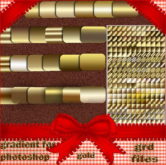 Градиенты-золото (539x537, 676Kb)