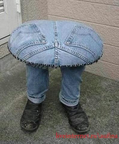 Изделия из джинсов