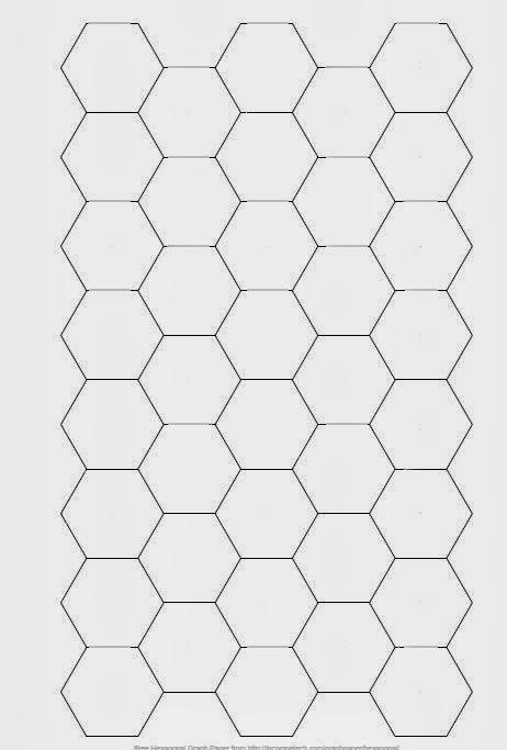 Пэчворк. Создание и сшивание шестиугольников для пледа. Мастер-класс (56) (462x683, 83Kb)