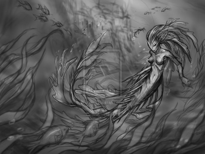 underwater_dryad_commission_sketch_by_eldridgeque-d5ihsvg (700x525, 67Kb)